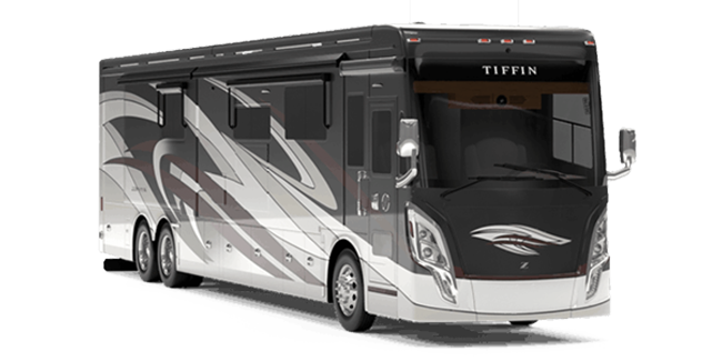 Zephyr - Luxury class A motorhome from Tiffin