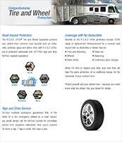 Comprehensive Tire and Wheel Coverage
