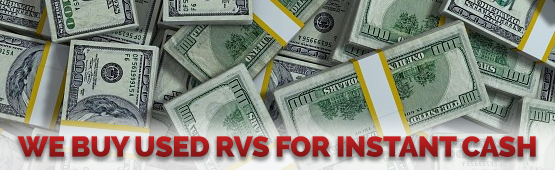 We Buy Used RVs For Instant Cash
