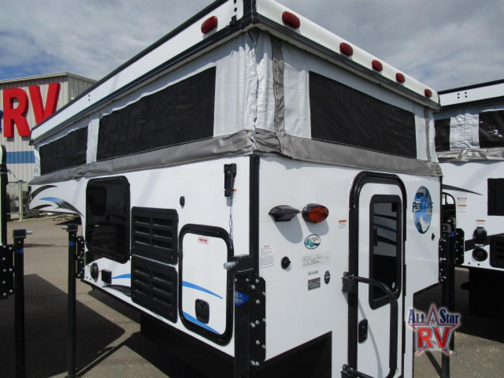 New 2018 Palomino Real-Lite SS-1600 Truck Camper at Western