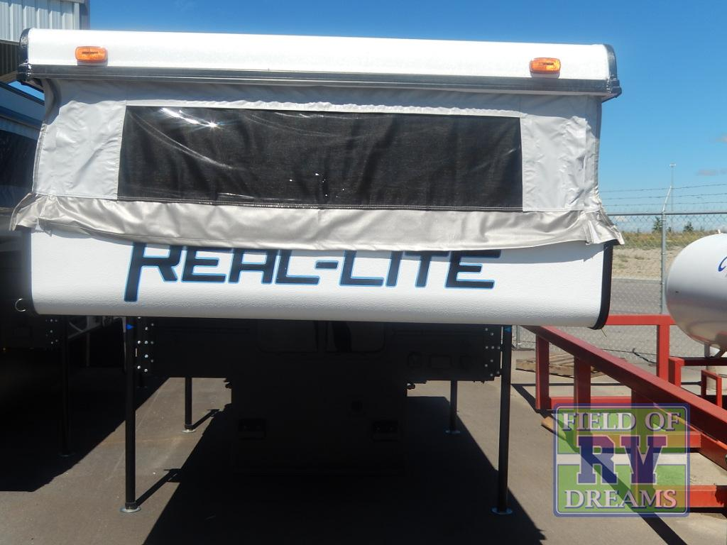 New 2019 Palomino Real-Lite SS-1600 Truck Camper at Western