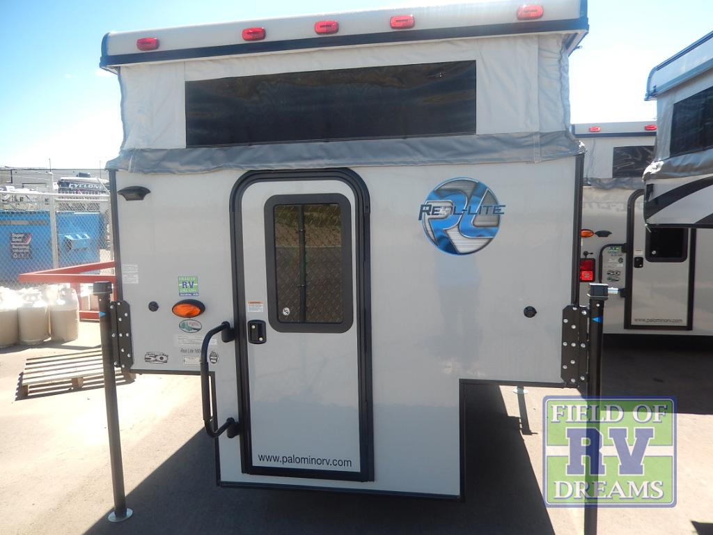 New 2019 Palomino Real-Lite SS-1604 Truck Camper at Western RV