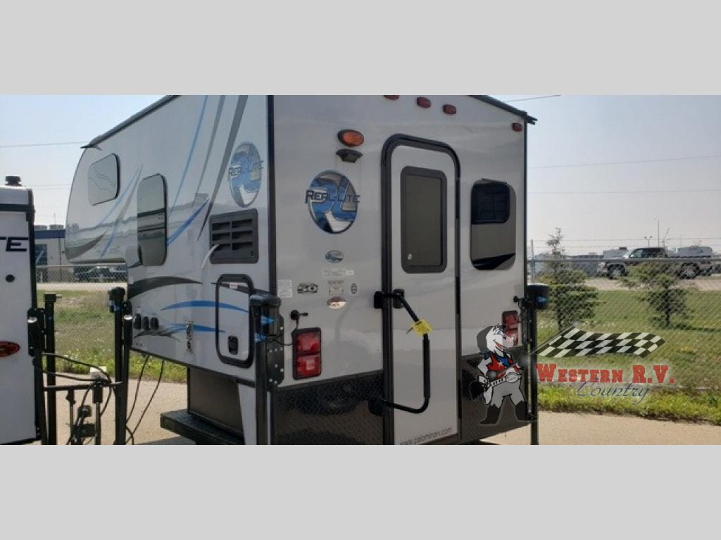 Palomino Real Lite Truck Campers