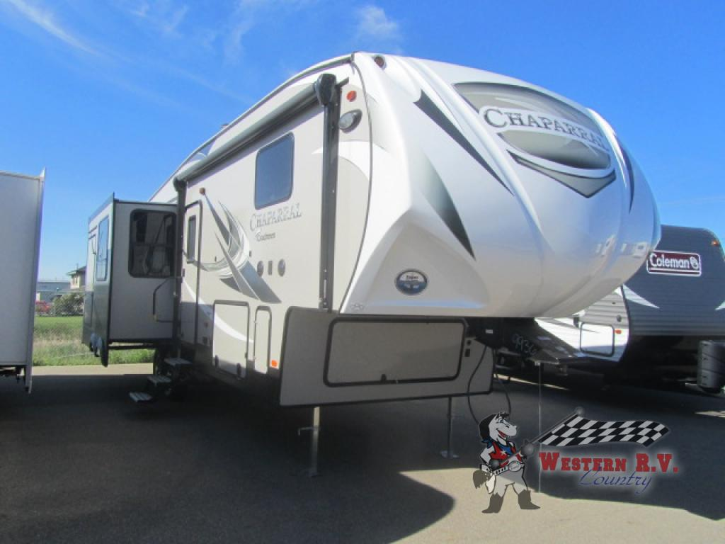 New 2019 Coachmen Rv Chaparral 298rls Fifth Wheel At