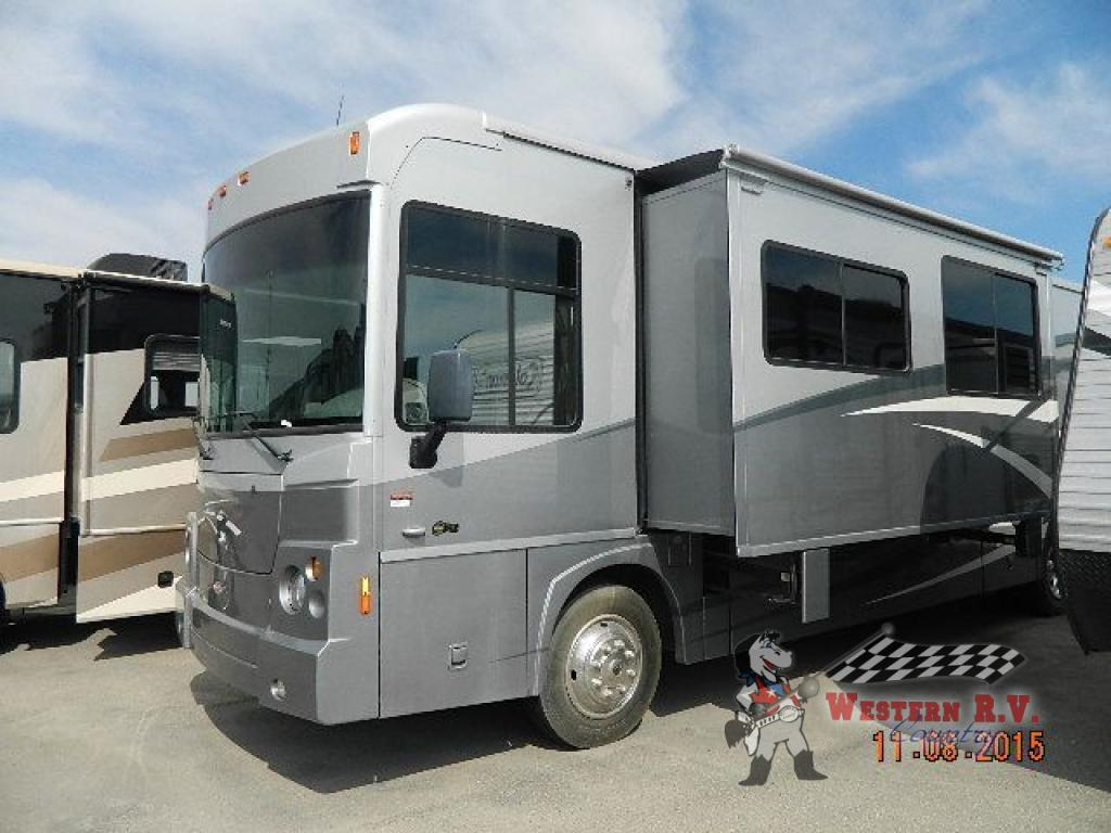 Used 2008 Winnebago Destination 37g Motor Home Class A At