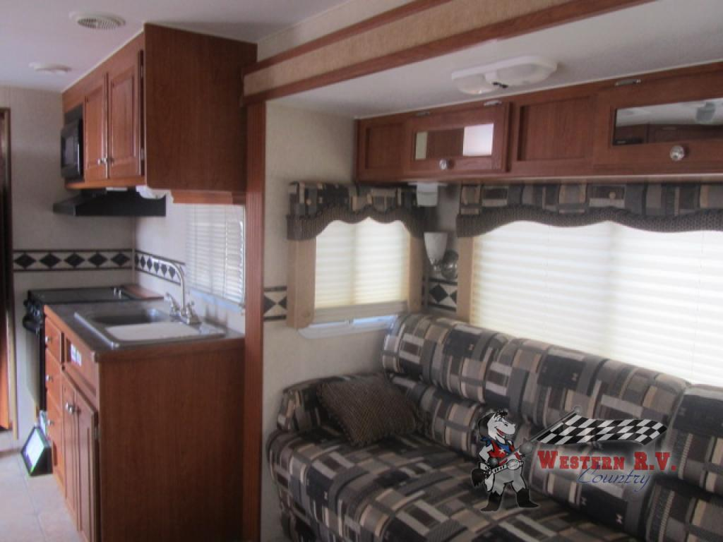 Used 2007 Triple E Topaz T262ss Travel Trailer At Western