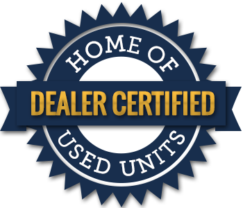 Dealer Certified Used RVs