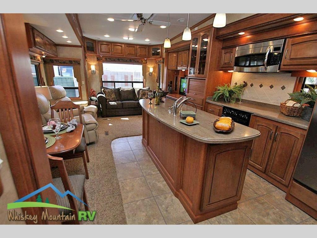 Used 2012 Drv Mobile Suites 38 Rssb3 Fifth Wheel At