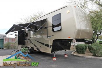 Used 2011 Carriage Cameo 34SB3 - 35' Triple Slide Disc Brakes Independent Suspension Photo