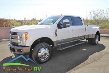 Used 2018 FORD F350 CREW CAB KING RANCH DRW 4WD LONG BED 1 OWNER 19K MILES Photo