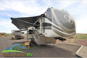 Used 2018 DRV Luxury Suites Mobile Suites 38 KSSB4 - 40' 4 Slides In Truly New Condition - 1 Year Warranty Photo