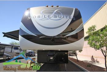 Used 2018 DRV Luxury Suites Mobile Suites 44 Houston 46' 3 Slides- 1 Year Warranty - 1 Owner Exceptional Photo