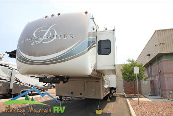 Used 2015 DRV Luxury Suites Mobile Suites 38 RSSA - Very Clean Well Maintained Condition Solar Photo