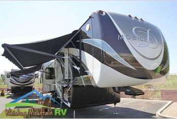 Used 2017 DRV Luxury Suites Mobile Suites 44 Houston - 46' - Full Body Paint - New Tires 1 Year Warranty Photo