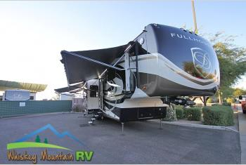 Used 2019 DRV Luxury Suites FullHouse JX 450 - 46' Quad Slide - 10' Garage - party tailgate Photo