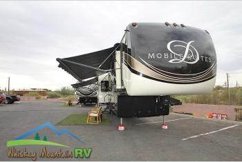 Used 2015 DRV Luxury Suites Mobile Suites 38 RSB4 - Gen - 1 Year Warranty - F/G Roof -  Modern Updates Photo