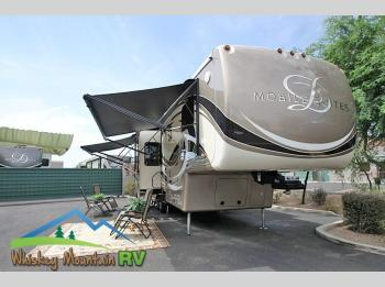 Used 2015 DRV Luxury Suites Mobile Suites 32 RS3 - Very Rare 33' Triple Slide Highly Optioned Photo