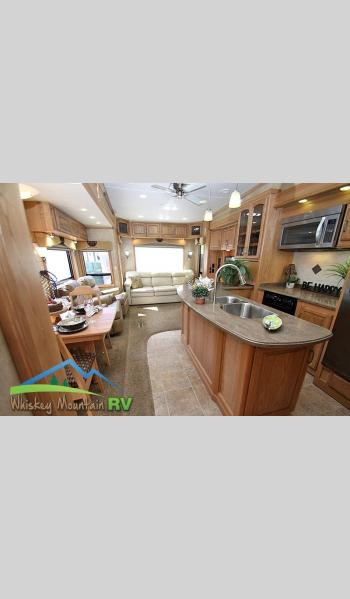 Used 2011 DRV Luxury Suites Mobile Suites 36 TKSB3 Photo