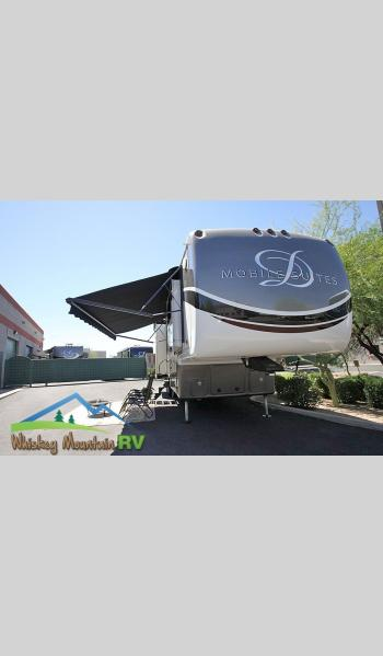 Used 2014 DRV Mobile Suites 40 LKSBG4 42' Quad Slide Photo