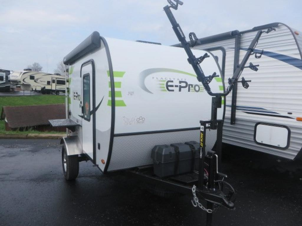 New 2020 Forest River RV Flagstaff E-Pro E12RK Travel