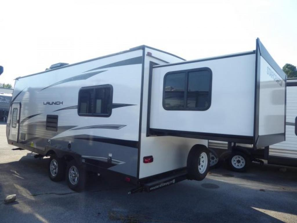 New 2019 Starcraft Launch Outfitter 20BHS Travel Trailer at