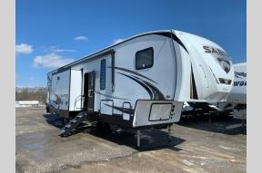 New 2021 Forest River RV Sabre 38DBQ Photo