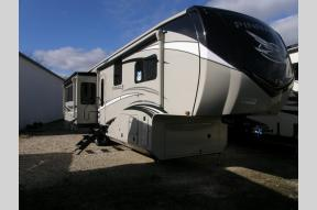 New 2021 Jayco Pinnacle 36KPTS Photo
