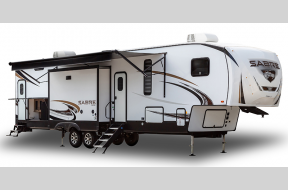 New 2022 Forest River RV Sabre 37FLL Photo