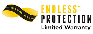 Endless Protection Limited Warranty Logo