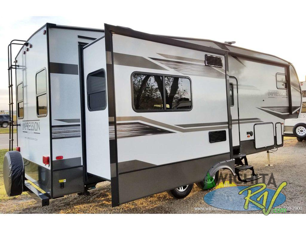 New 2018 Forest River Rv Impression 26ret Fifth Wheel At