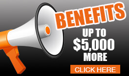 Benefits Up To $5,000 More
