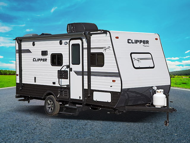 Forest River Clipper 17BH