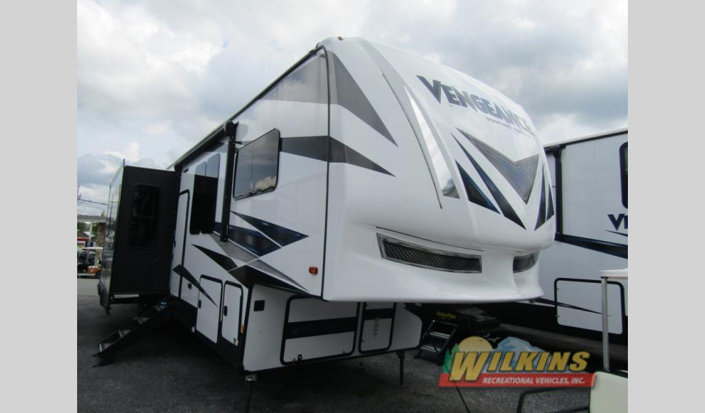 New 2020 Forest River Rv Vengeance Touring Edition 381l12