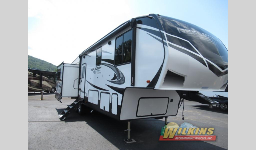 New 2020 Grand Design Reflection 31MB Fifth Wheel at Wilkins
