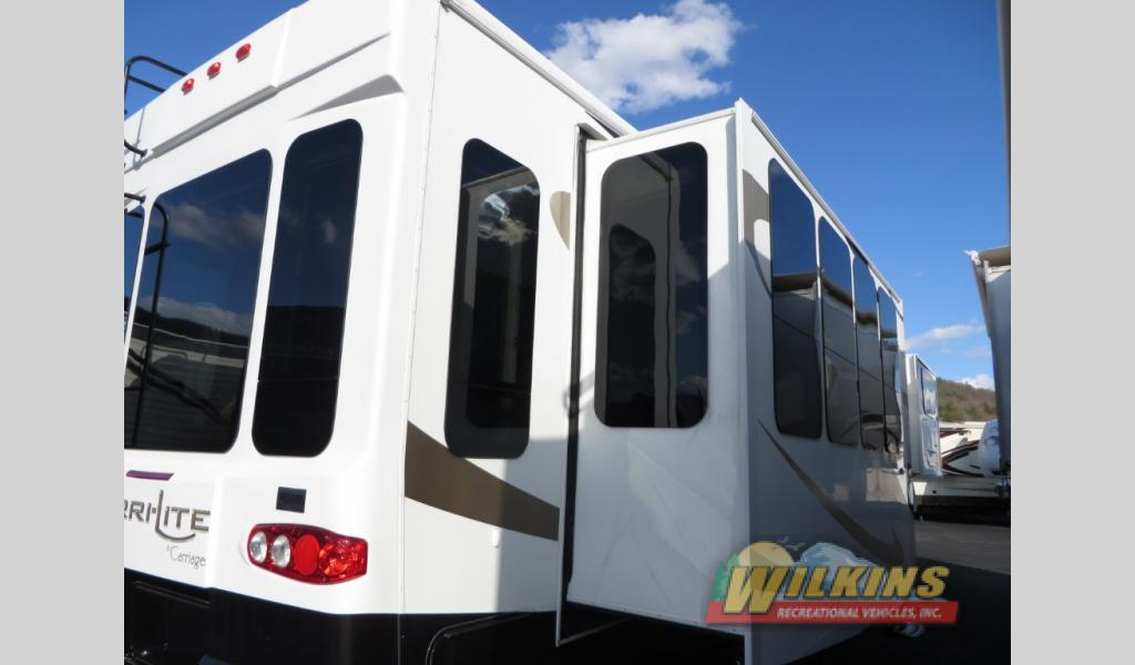 Used 2008 Carriage Carri Lite 36max1 Fifth Wheel At