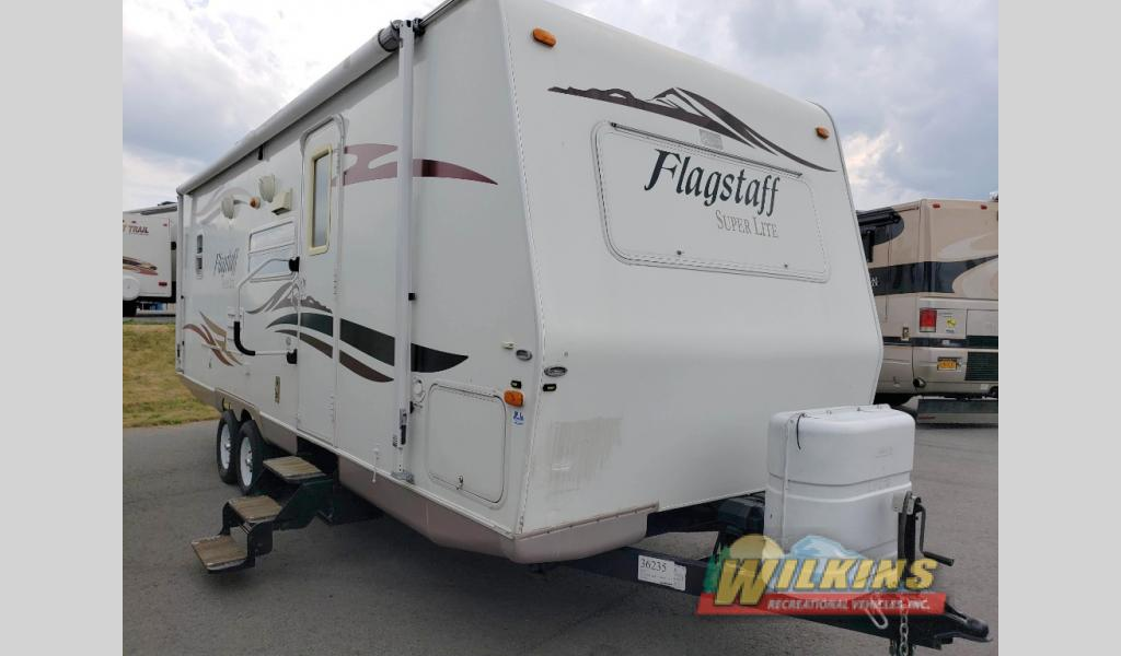 2008 Forest River flagstaff super lite
