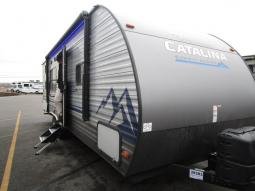 New 2020 Coachmen RV Catalina Summit Series 8 261BH Photo