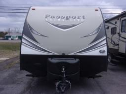 Used 2017 Keystone RV Passport 195RB Express Photo