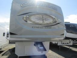 New 2021 Palomino Columbus F378MB Photo