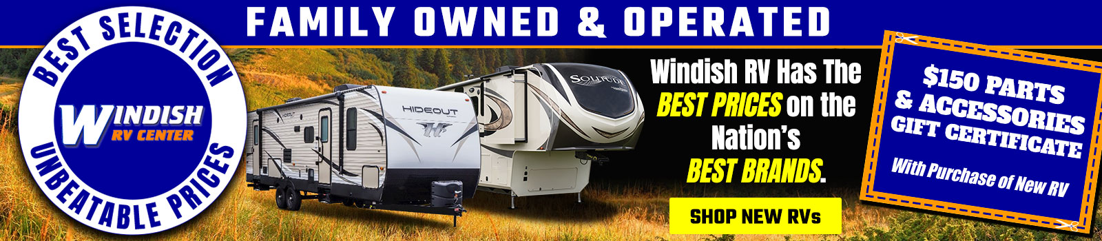 Home | Windish RV Center