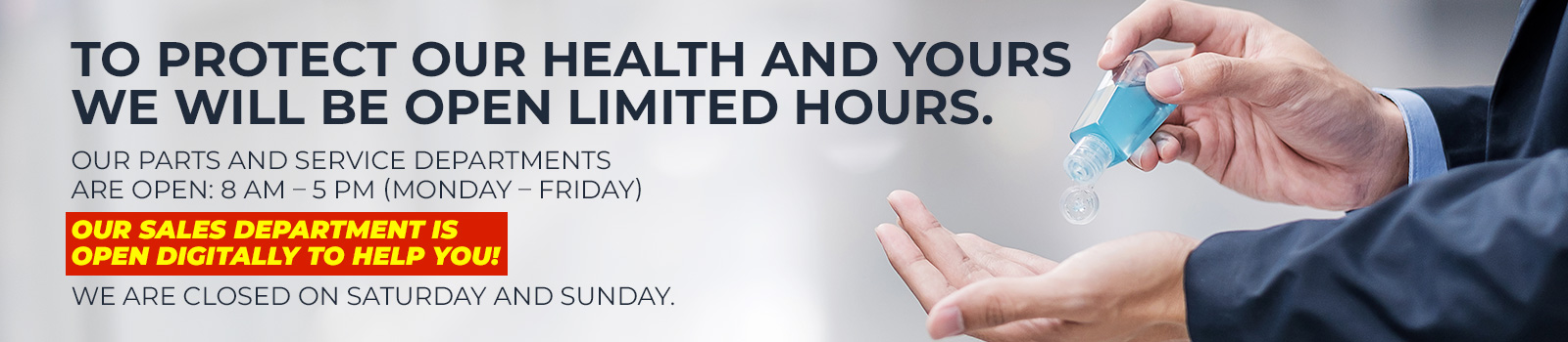 Limited Hours