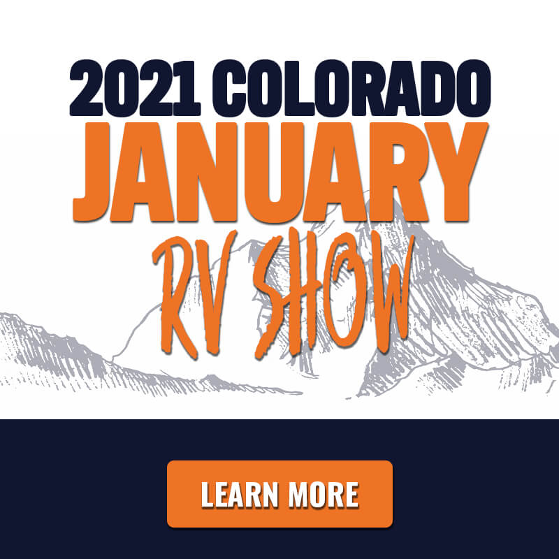 Windish RV 2021 Colorado January RV Show