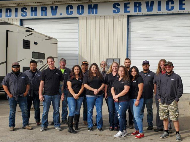 Lakewood Service Tech Team