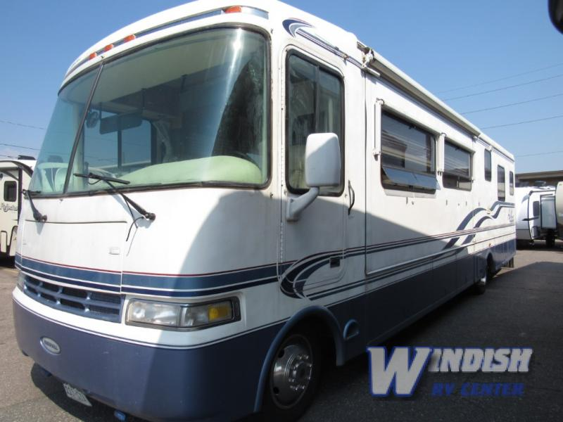 Used 2002 Rexhall REHALL AERBUS Motor Home Class B - Diesel