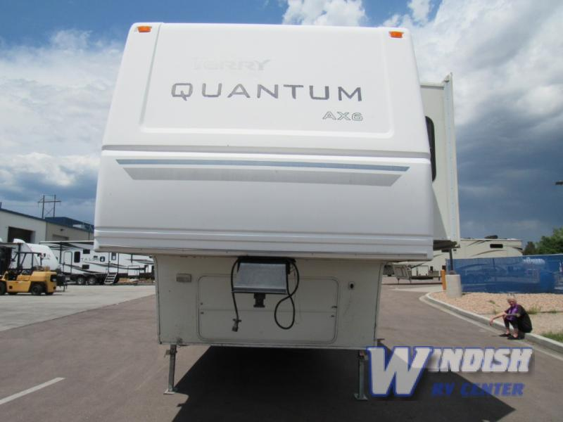 Used 2004 Fleetwood RV TERRY QUANTUM 345RLTS Fifth Wheel at