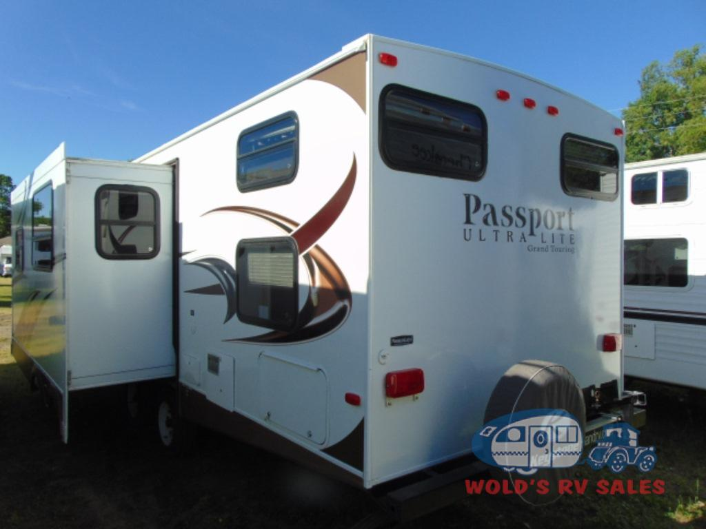 Used 2013 Keystone RV Passport 2910BH Grand Touring Travel