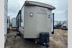 New 2019 Forest River RV Salem Villa Series 402QBQ Classic Photo