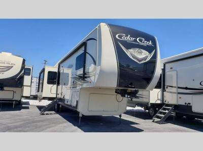 New 2019 Forest River RV Cedar Creek Hathaway Edition CEDAR CREEK HATHAWAY EDITION 36CK2 Photo