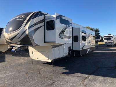 New 2021 Grand Design Solitude 378MBS Photo