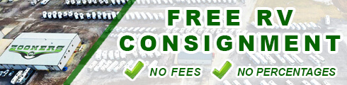 Free RV Consignment. No fees. No Percentages.